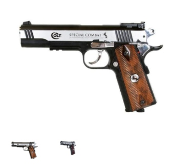 Colt 1911 Special Combat Classic By Umarex