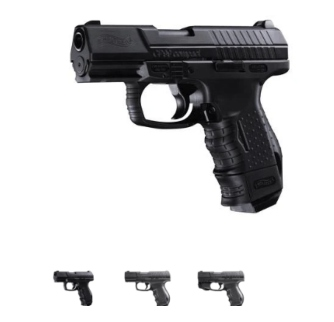 Walther CP-99 Compact Cal. 4,5 MM (.177) BB - Black By Umarex